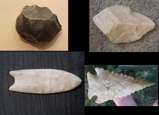 2.6 million years of stone tool evolution