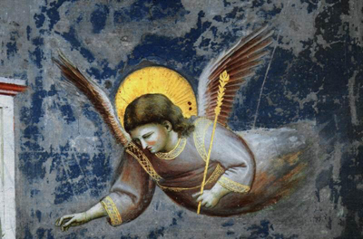 Giotto angel
