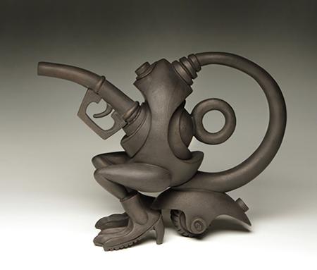 Gerard Ferrari, ceramic hybrids