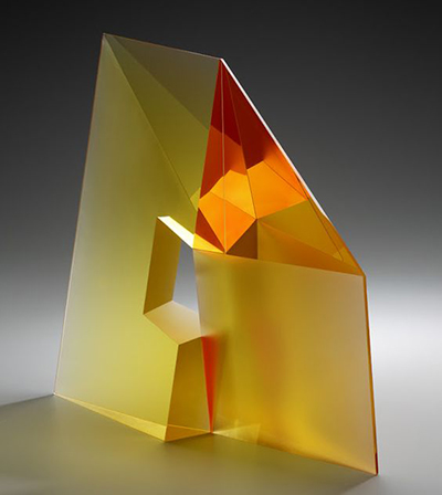 Cold Construction | Cesty skla / Ways of glass/ Martin Rosol and Pavel Novák, USA. via Pinterest. https://www.pinterest.com/pin/537054324295280105/