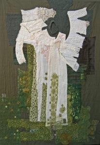Highbrow textile art, Diane Savona